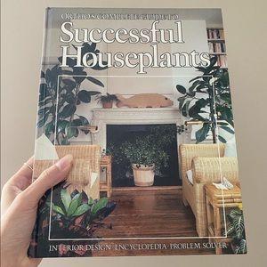 Vintage Plant Care Book